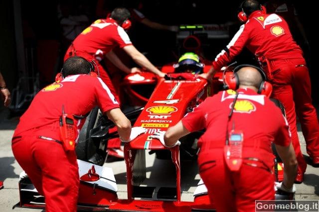 F1: Gran Premio di Cina – Prove libere