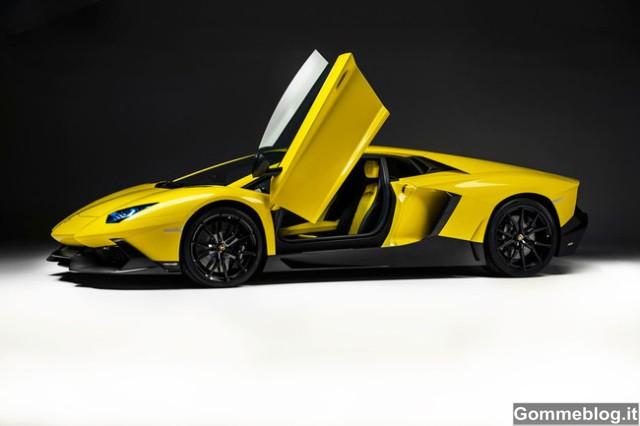 Lamborghini Aventador LP 720-4 - 0