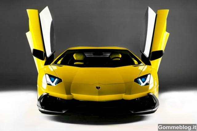 Lamborghini Aventador LP 720-4 - 3