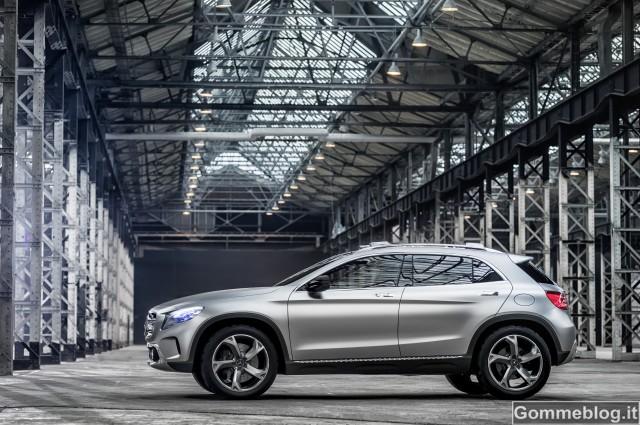 Mercedes Concept GLA - 0