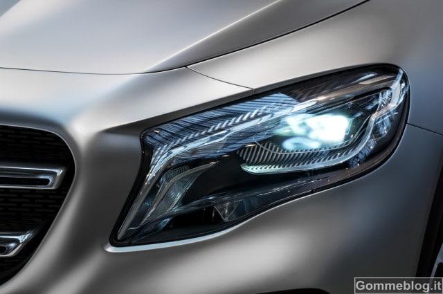 Mercedes Concept GLA - 1
