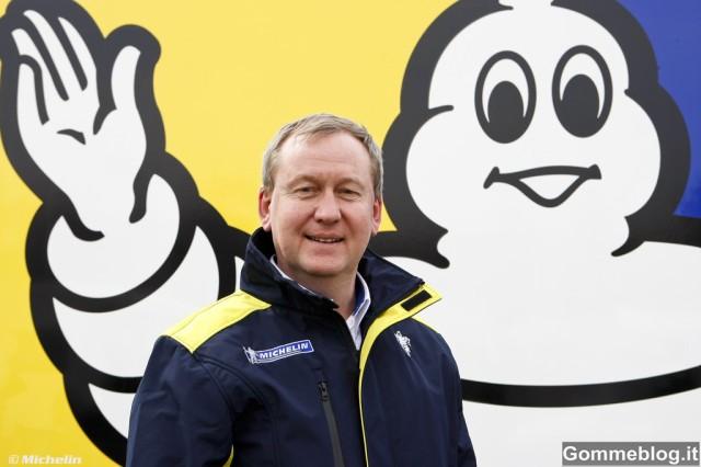 Michelin Endurance: Intervista a Pascal Couasnon, Direttore Dipartimento Competizione