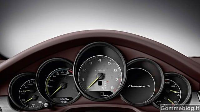 Porsche Panamera S E-Hybrid - 8