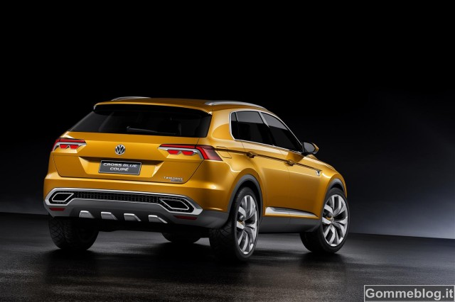 Volkswagen CrossBlue Coupe - 10