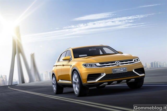 Volkswagen CrossBlue Coupe - 19