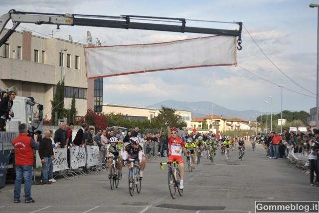 Ciclismo: Alessandro Fruzzetti domina nella G5 a Pistoia