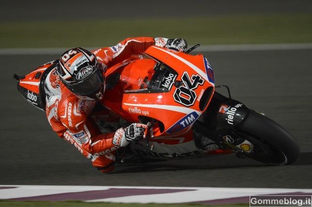 MotoGP 2013: Buoni progressi per Dovizioso e Hayden