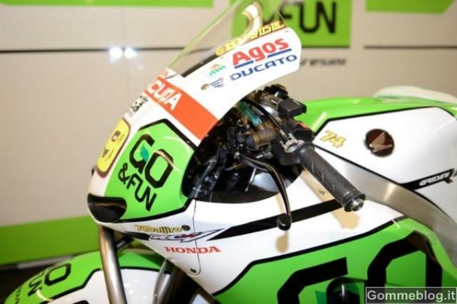 MotoGp: Team Gresini omaggia Daijiro Kato