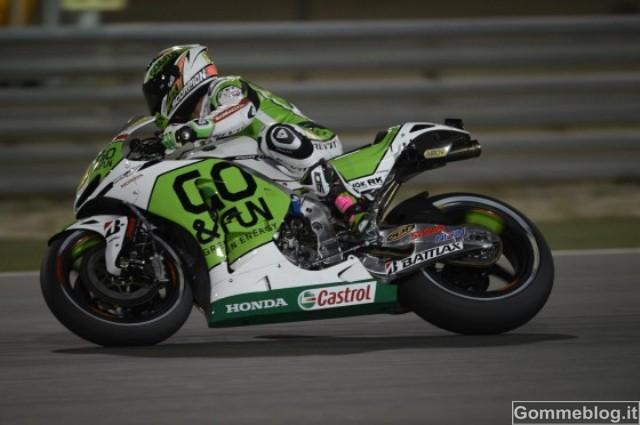 MotoGP 2013: esordio positivo per Alvaro Bautista – Team Gresini