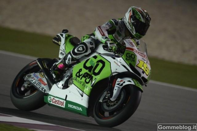 MotoGP 2013: ottima prova per Alvaro Bautista ed il Team Gresini