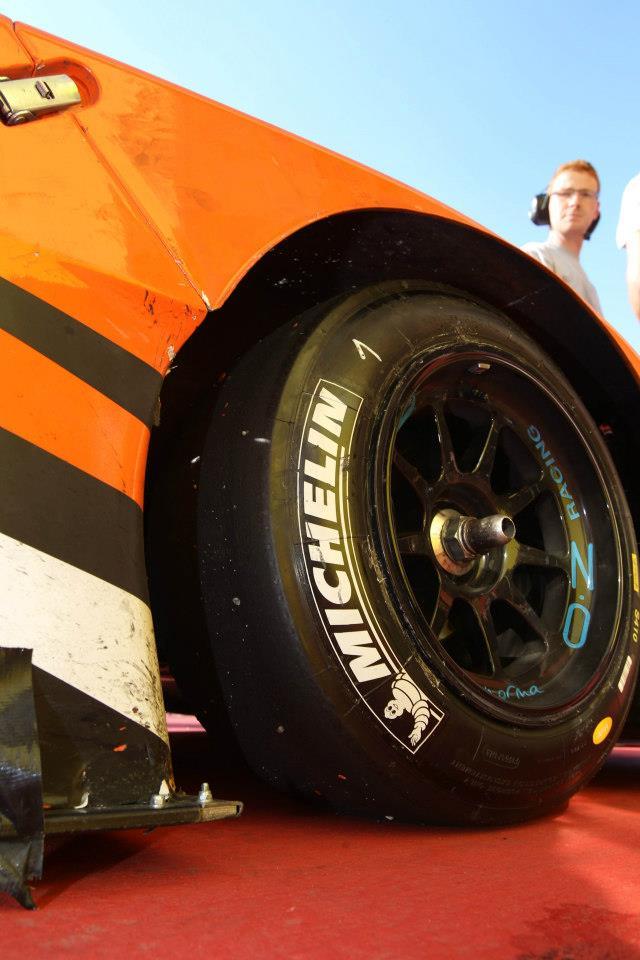 "Michelin Partner del Campionato ""V de V Endurance Series"""