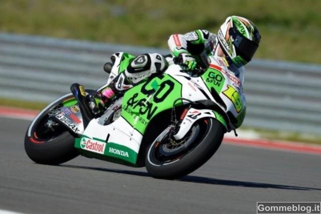 MotoGp Austin: buone performance per il Team Gresini