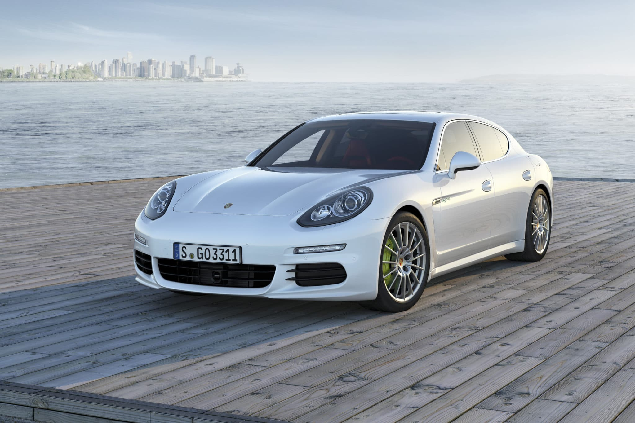 Porsche Panamera S e Panamera 4S E-Hybrid