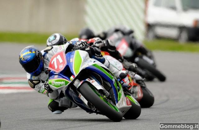 SBK CIV 2013: Michelin nella top ten della Superbike al CIV
