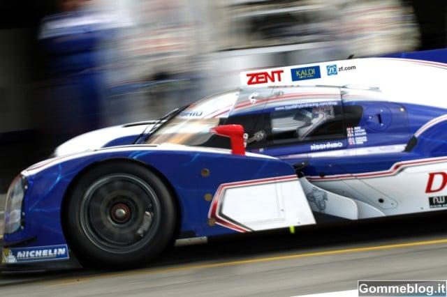 Toyota Racing e ZF: insieme per le gare di Endurance