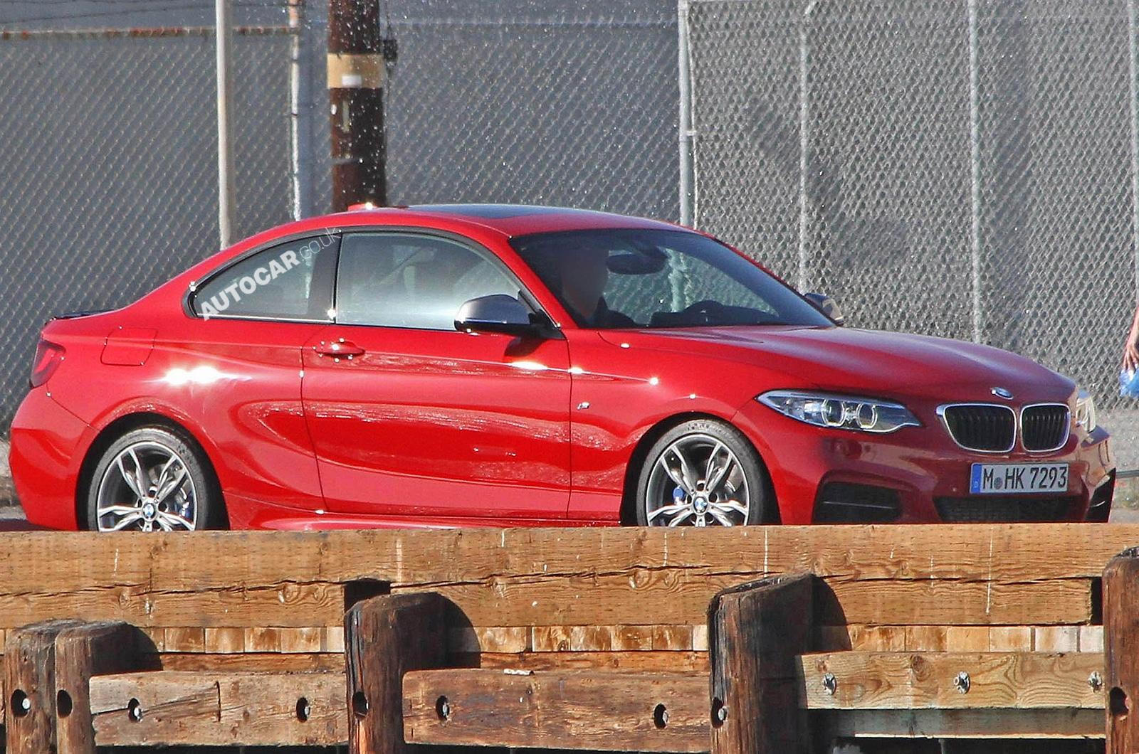 BMW Serie 2: Tutta Nuova [FOTO]