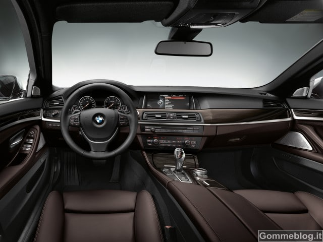 BMW serie 5 Restyling - 1