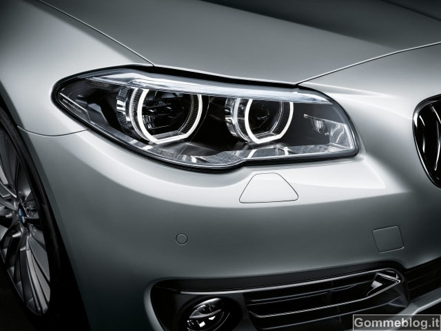 BMW serie 5 Restyling - 22