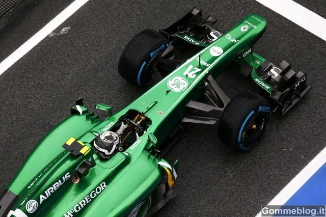 Formula 1: Qualifiche – Gran Premio di Spagna 2013