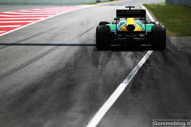 Gomme F1 Pirelli: dal GP dl Canada più durata e prestazioni 5