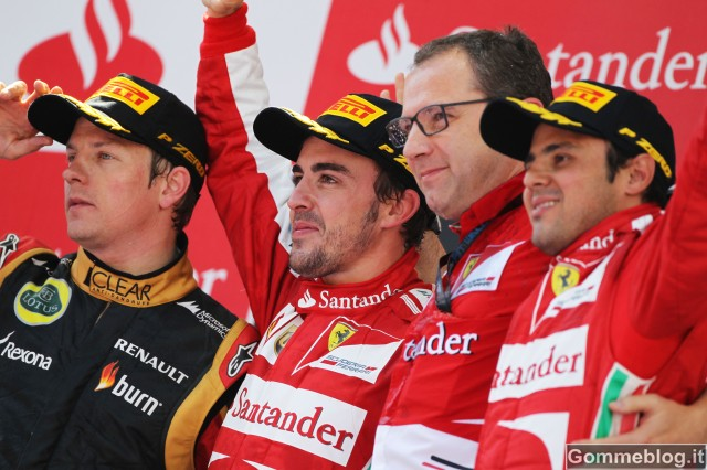 Formula 1: Alonso domina in Spagna. Successo Ferrari