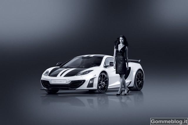 Vredestein Ultrac Vorti R: gomme per le Supercar Mansory