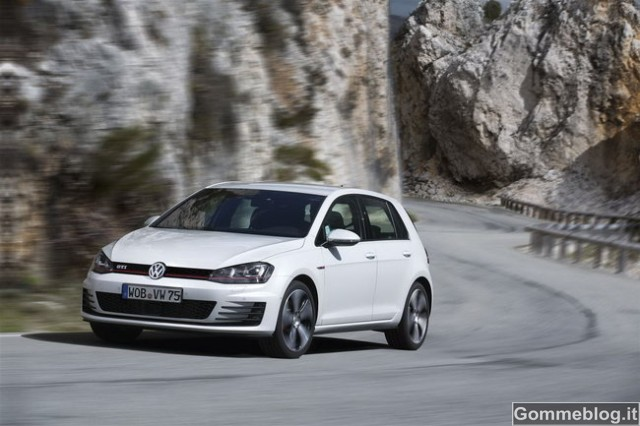 Nuova VW Golf GTI e GTI Performance