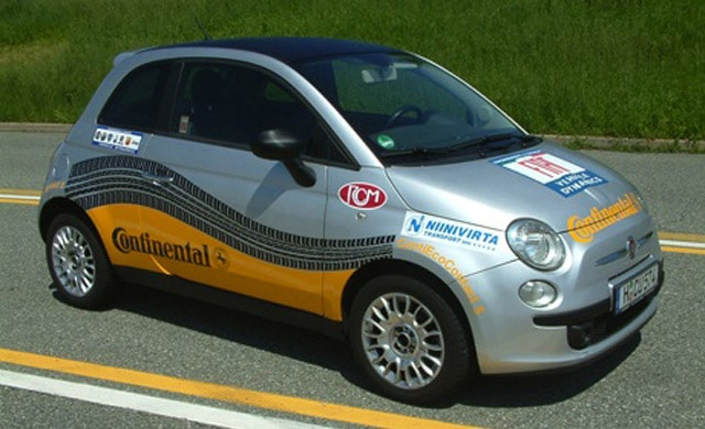 Continental si aggiudica la 25 Ore Energy Saving Race 1