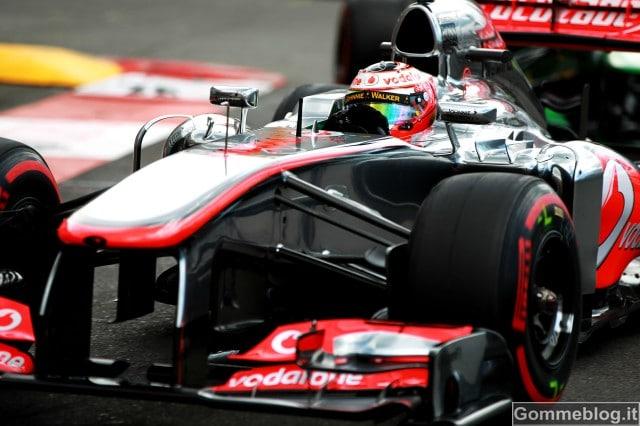 F1 Gran Premio di Monaco: 3° Pole per Rosberg