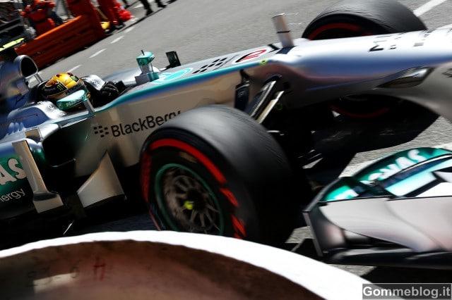 F1 Gran Premio di Monaco: Nico Rosberg oggi il più veloce nelle prove libere