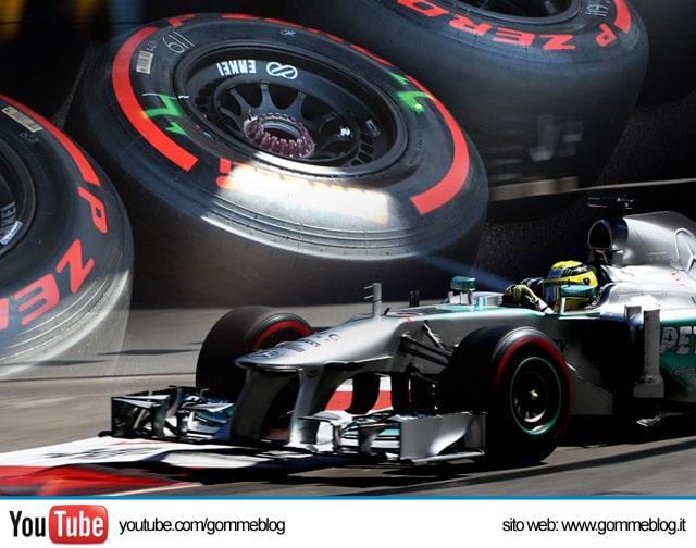 Test Pirelli F1 2014