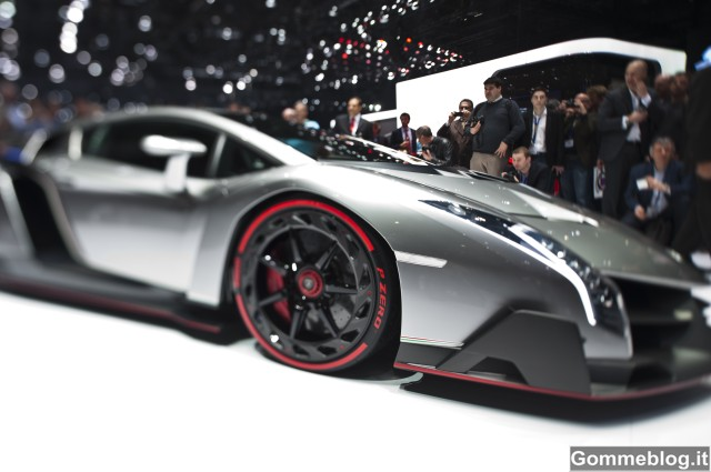 Lamborghini 50° Annivesario: Festa Pirelli #Lambo50