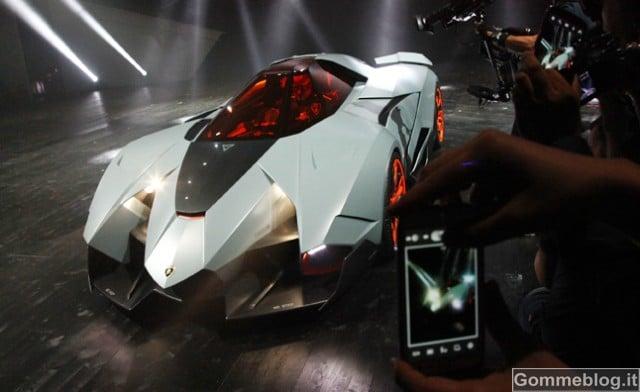 Lamborghini Egoista: One-Off per i 50 anni della Lamborghini 6