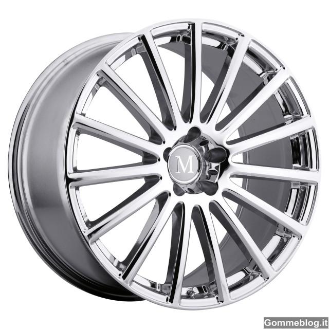 MAK Mandrus: i nuovi cerchi in lega per Mercedes
