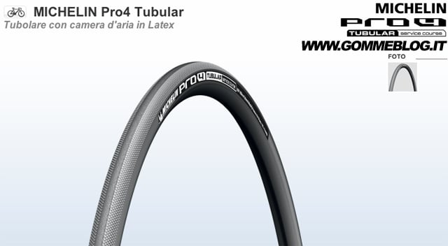 Michelin PRO4 Tubular: nuovi Tubolari Bici Ultra Performance