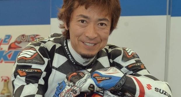 Yoshinari Matsushita TT 2013