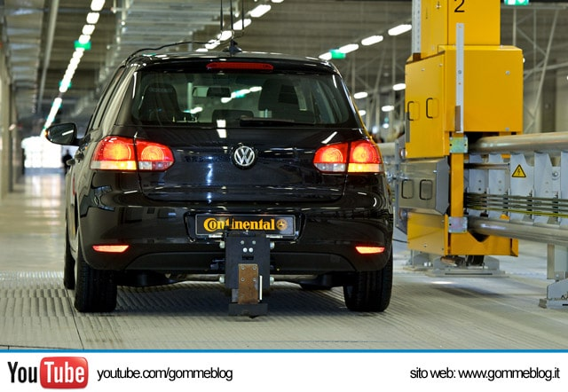 Il nuovo centro Test AIBA di Continental vince il Vehicle Dynamics International Award 2013