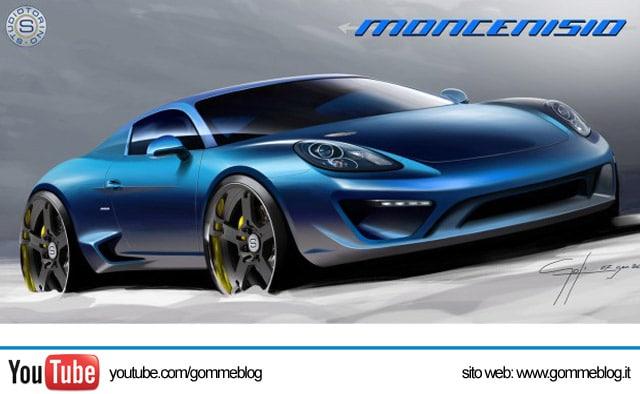 Gomme Pirelli per la MONCENISIO, nuova Fine Sports Car 3