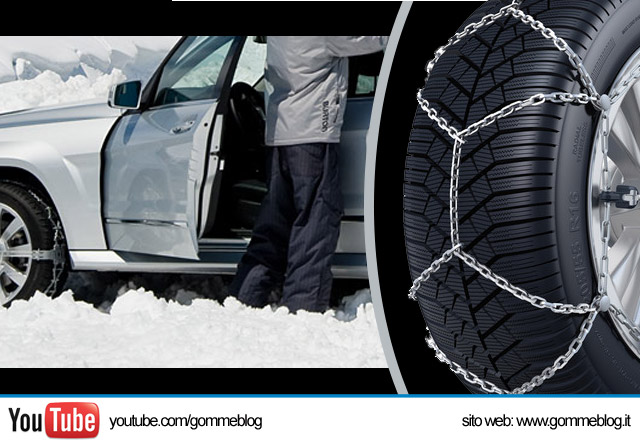 Catene da Neve SUV: Thule Easy-fit SUV 2