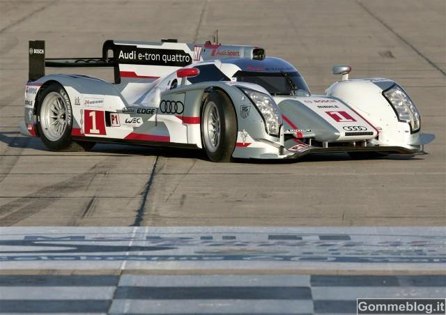 24 Ore di Le Mans 2013: Audi R18 e-tron quattro