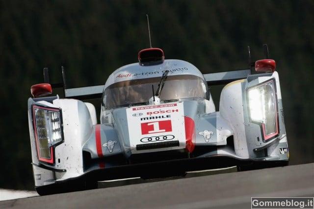 24 di Le Mans 2013: per Michelin una sfida tecnologica e sportiva 1
