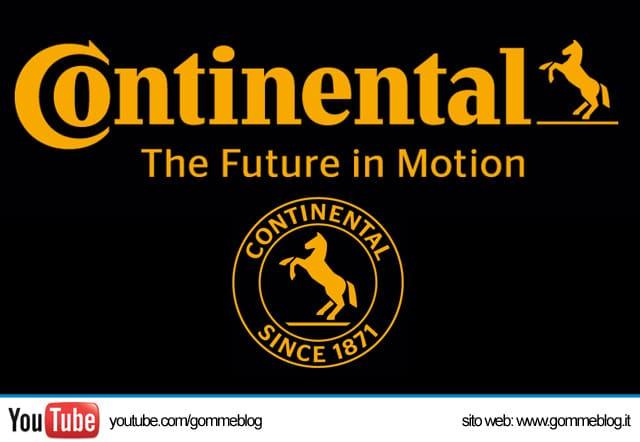 Continental presenta il nuovo logo, un cavallo proteso verso il futuro