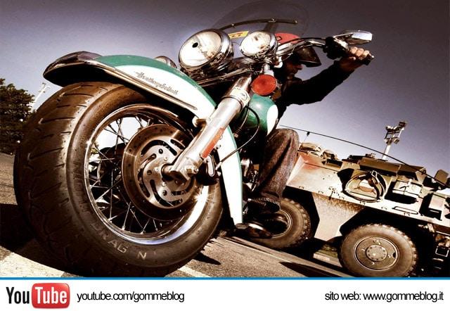 Pirelli al 110° Anniversario di Harley Davidson – Roma 13 – 16 giugno