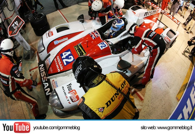 24 Ore di Le Mans 2013: Facciamo i conti con le prestazioni degli pneumatici 2