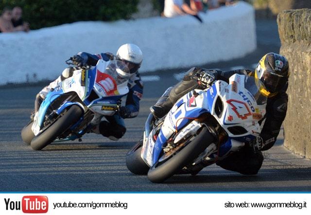 Metzeler: Guy Martin e Dean Harrison, successo alla Southern 100 4