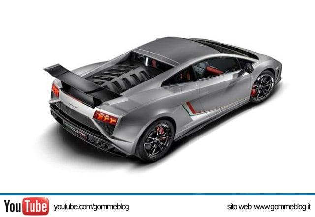 Lamborghini Gallardo LP 570-4 Squadra Corse – Dalla Pista alla strada