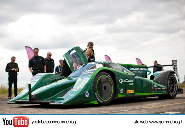 Lola-Drayson Michelin Record