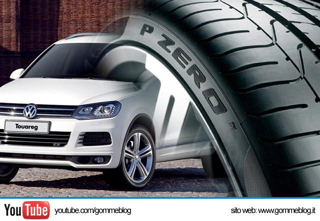 """Pneumatici per VW: Pirelli è """"Campione Globale"""" 2012 dei fornitori Volkswagen"""