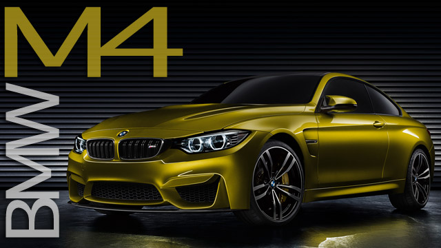 BMW M4: Prime Foto e Video Ufficiali