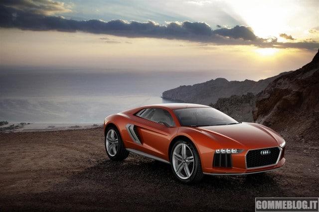 Audi Nanuk quattro concept: la nuova forma del dinamismo 8